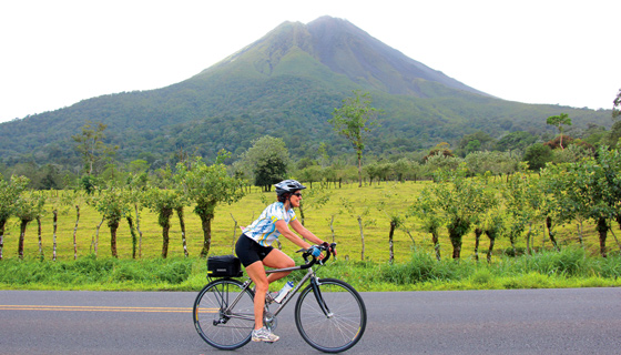 Costa Rica Biking Tour